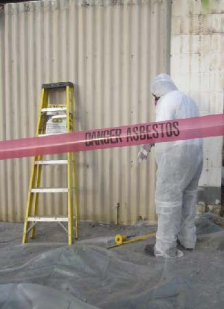 Environmental Asbestos Abatement
