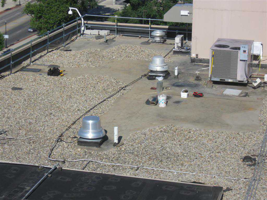 OSU Lane Avenue Residence Hall Roof Replacement
