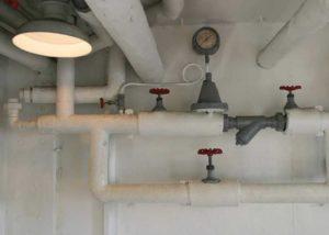 plumbing failures